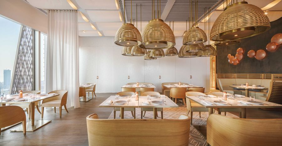 Szicília ihlette az új éttermet a kuwaiti For Seasons Hotelben