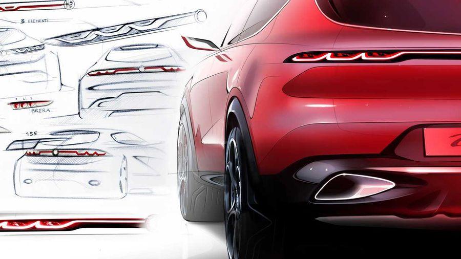 Alfa Romeo Tonale tanulmány