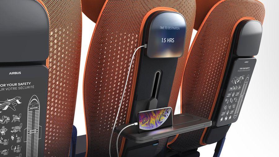 Az Airbus okos ülései