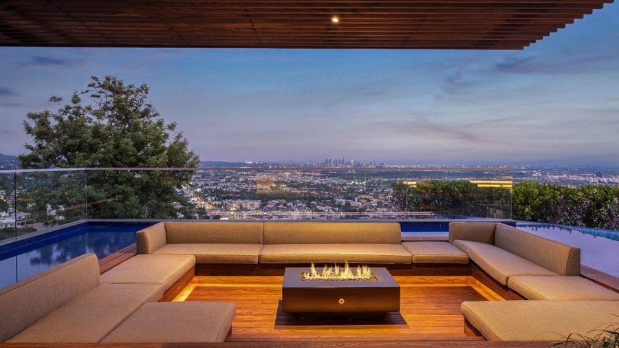43,9 milliós hollywoodi ház