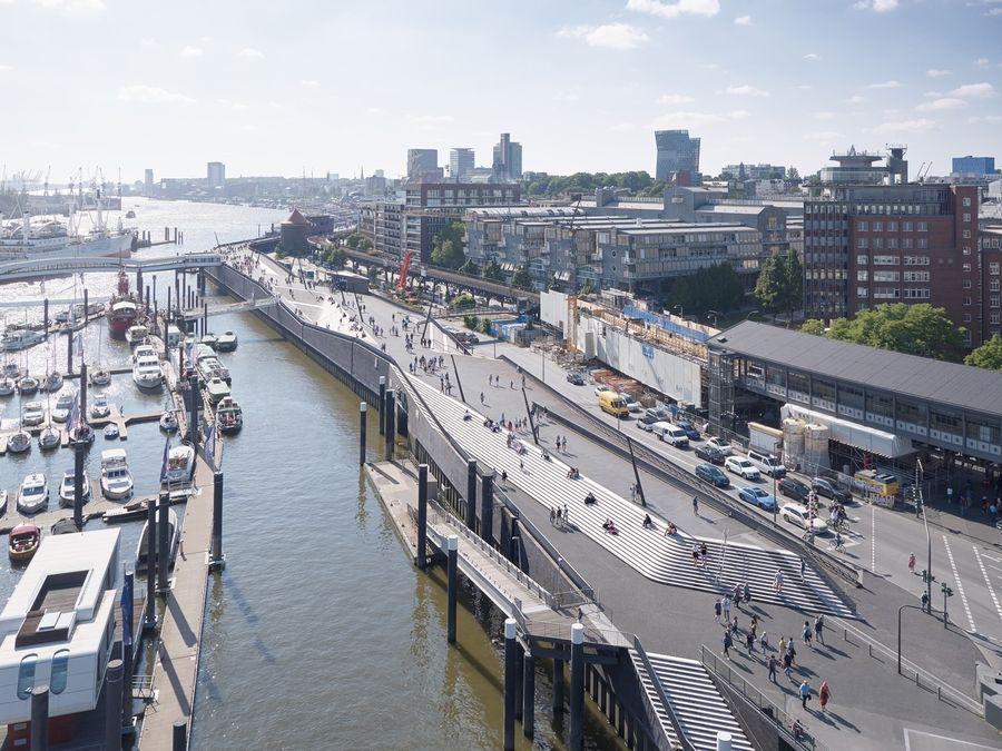 Hamburgi rakpart