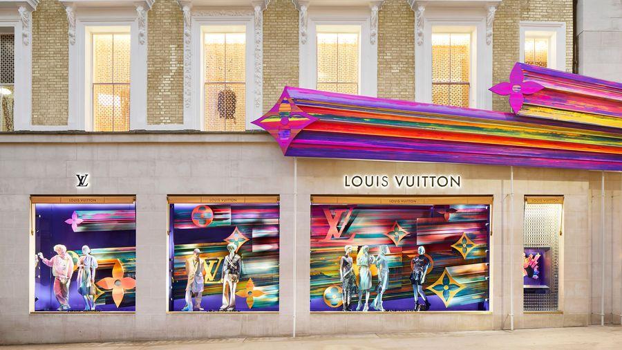 Louis Vuitton butik