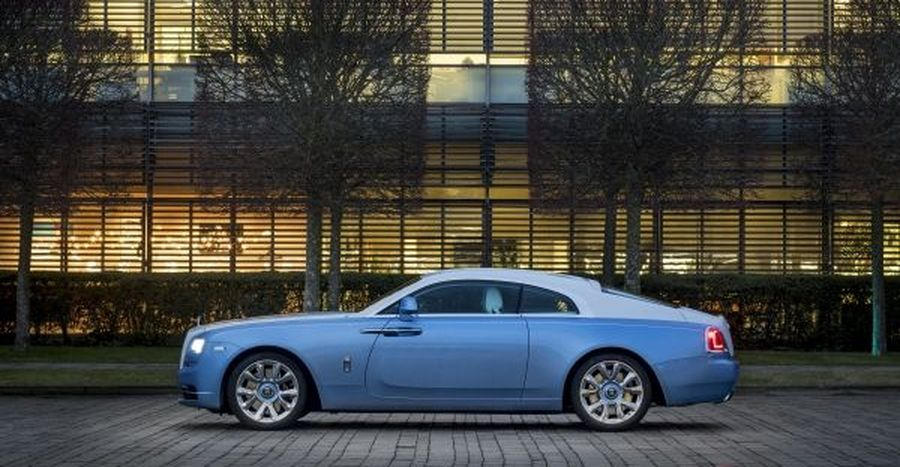 Rolls-Royce Wraith Falcon