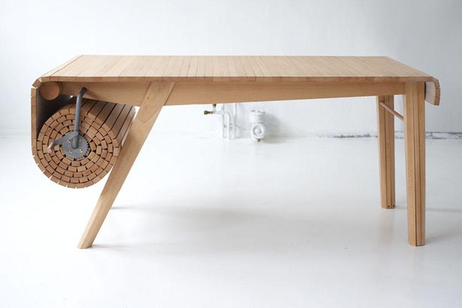 Alfakroll Table
