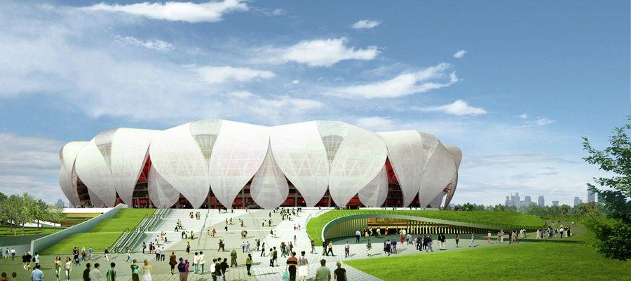 Lótuszvirág stadion