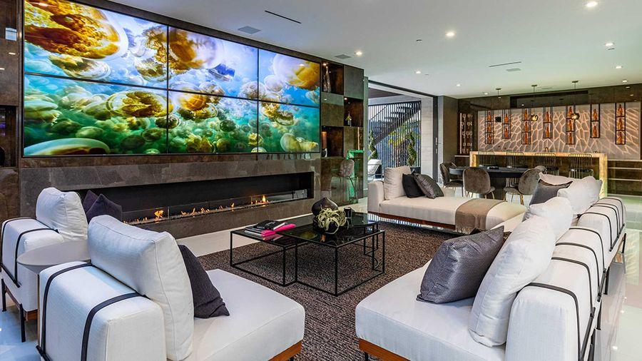 L.A. luxus ház