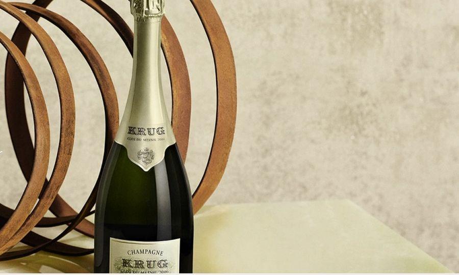Krug luxus pezsgőház